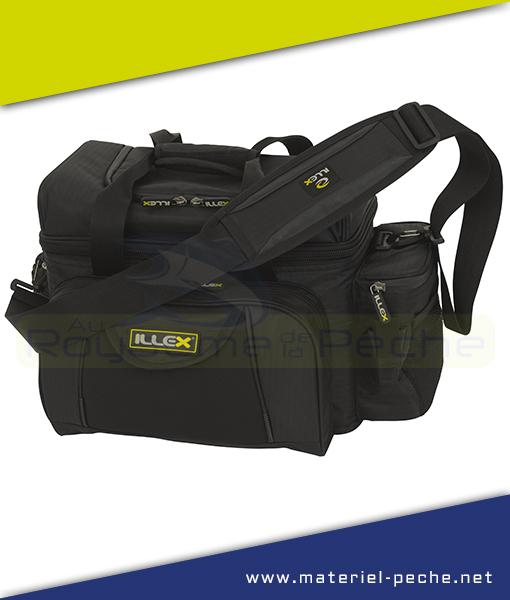Vertical bag illex sac de rangement 4 boites materiel peche - Boite de rangement verticale ...