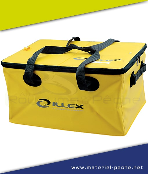 COOLER BAG 65 ILLEX GRAND BAGAGE IMPERMEABLE