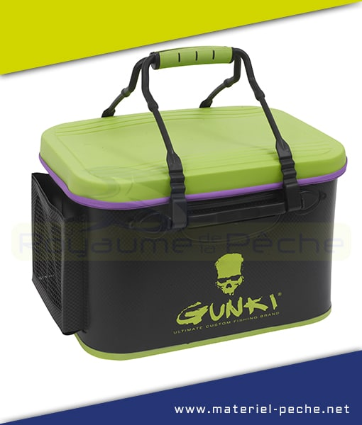 SAC ETANCHE GUNKI HARD SAFE BAG 36