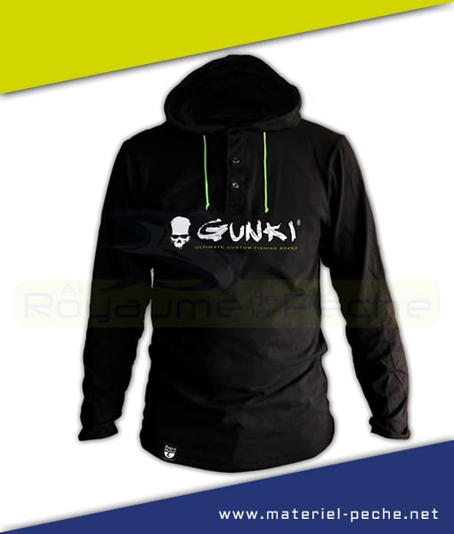 SWEAT CAPUCHE GUNKI