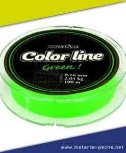 NYLON PEZON ET MICHEL EAUX VIVES COLOR LINE GREEN