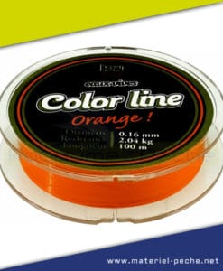 NYLON PEZON ET MICHEL EAUX VIVES COLOR LINE ORANGE