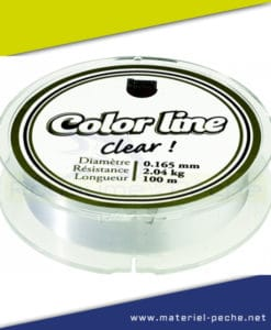 NYLON PEZON ET MICHEL EAUX VIVE COLOR LINE CLEAR