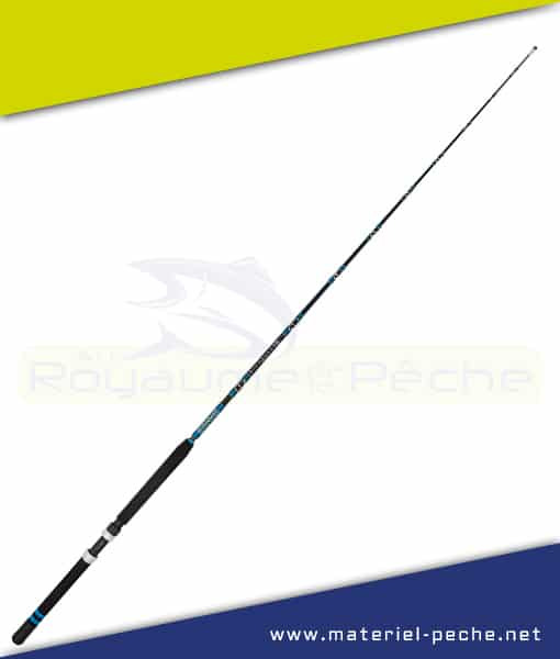 CANNE PEZON ET MICHEL OCEANER VK BAIT FISH 215