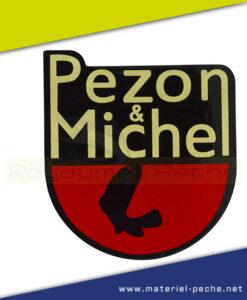 AUTOCOLLANT PEZON ET MICHEL BLASON
