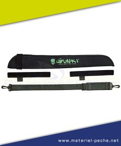 ROD CARRY SET GUNKI ACCESSOIRE DE TRANSPORT POUR CANNE