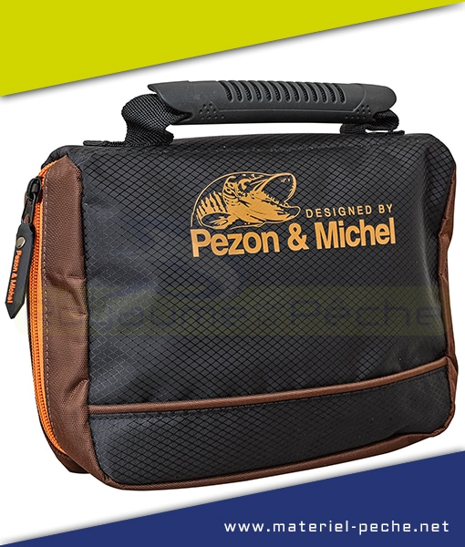 SAC PEZON ET MICHEL SOFT BAG PIKE ADDICT