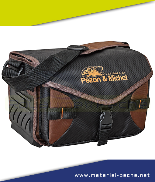 SAC PEZON ET MICHEL BOX BAG PIKE ADDICT PM