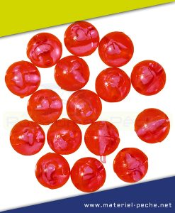 PERLES CAROLINA GUNKI ROUGE