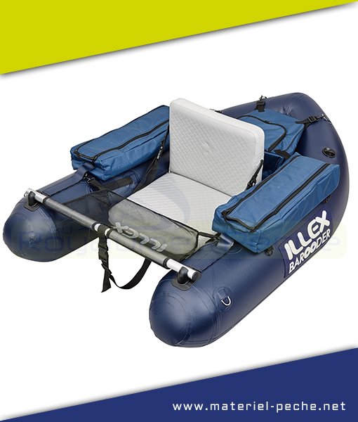 FLOAT TUBE ILLEX BAROODER