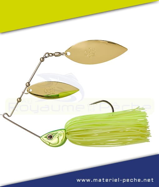 SPINNERBAIT ILLEX CRUSHER 1 1/4 OZ