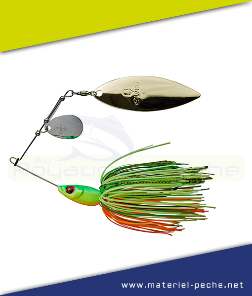 SPINNERBAITS GUNKI SPINNAKER 1/2