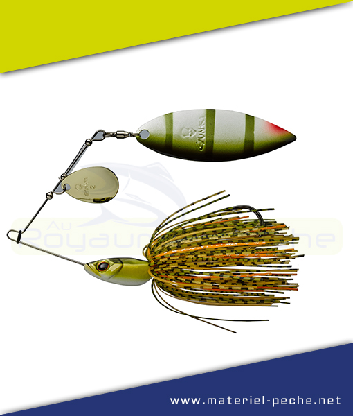 SPINNERBAITS GUNKI SPINNAKER 3/4