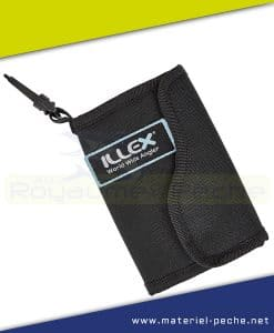 TROUSSE POUR SPINNERBAIT ILLEX BINDER BAG