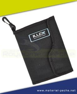 TROUSSE POUR SPINNERBAIT ILLEX MAGNUM BINDER BAG