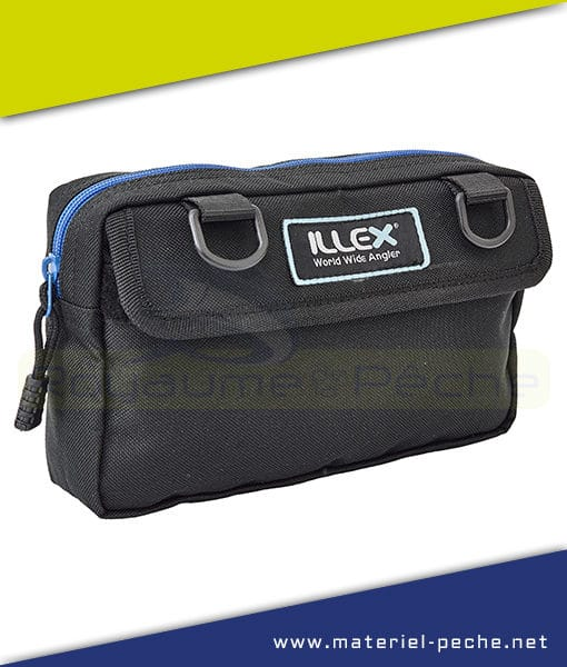 SACOCHE FRONTALE ILLEX FRONT OPTION MESSENGER BAG