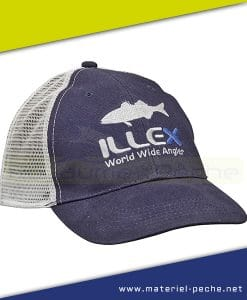 CAP TRUCKER ILLEX SEA BASS