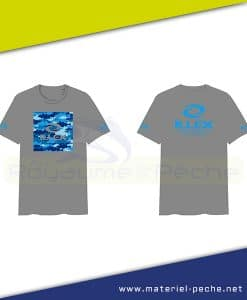 T-SHIRT ILLEX SEA CAMO