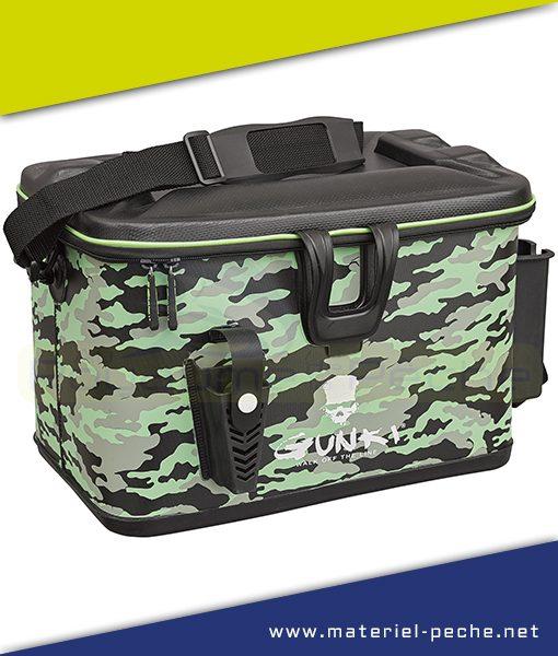 SAF BAG GUNKI EDGE 40 HARD CAMO