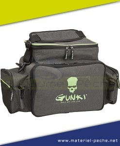 BOX BAG IRON-T GUNKI FRONT-ZANDER PRO