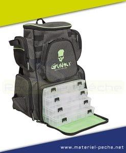 BACKPACK IRON-T GUNKI