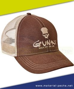 CASQUETTE GUNKI TRUCKER BROWN