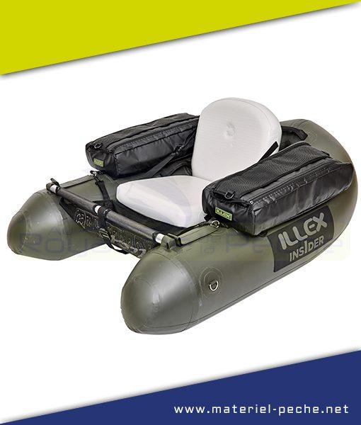 FLOAT TUBE ILLEX INSIDER 150 KAKI