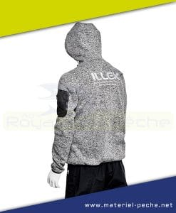 SWEATER FLEECE HOODY ILLEX
